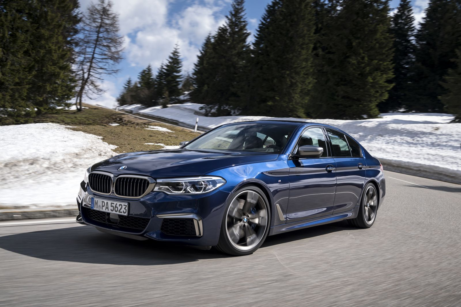 BMW M550i xDrive To Get Gasoline Particulate Filter In ...