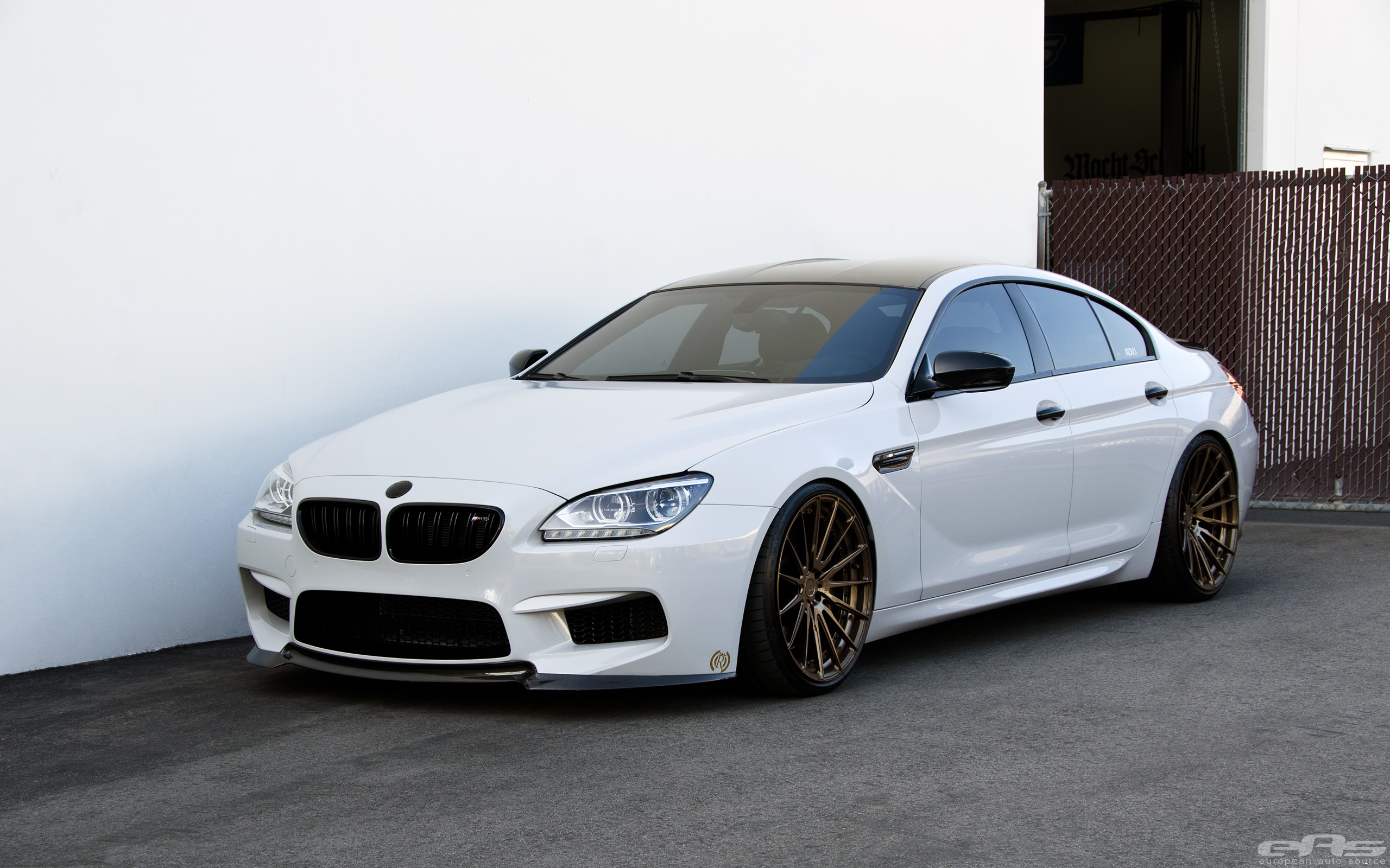 Bmw M6 Gran Coupe Hops On A Dyno And Nearly Blows It To Pieces