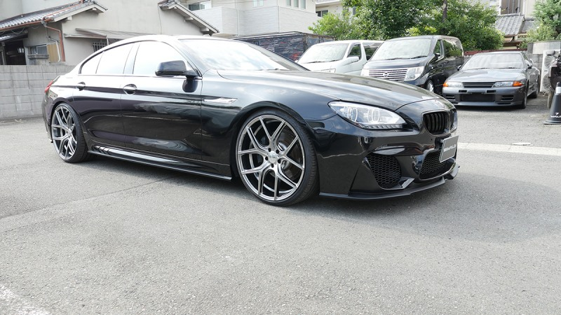 How About 520 Hp And 740 Nm For Your Bmw 6 Series Gran