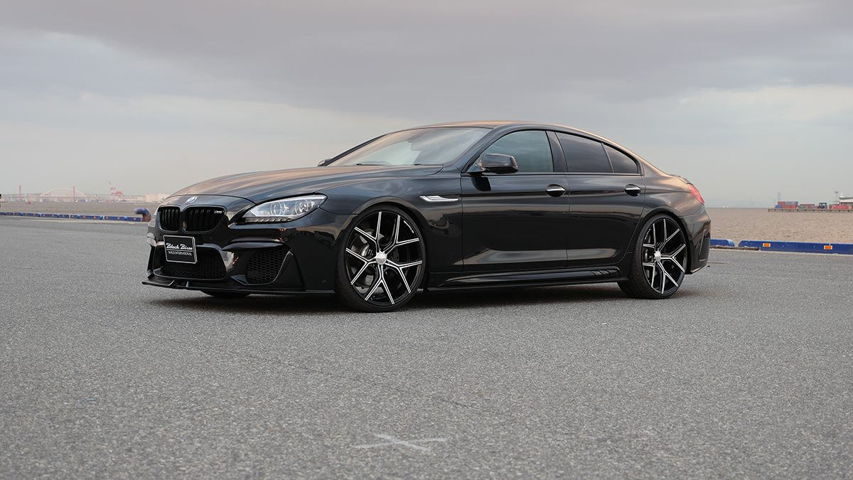 Bmw M6 Gran Coupe Tuned By Wald International Shows