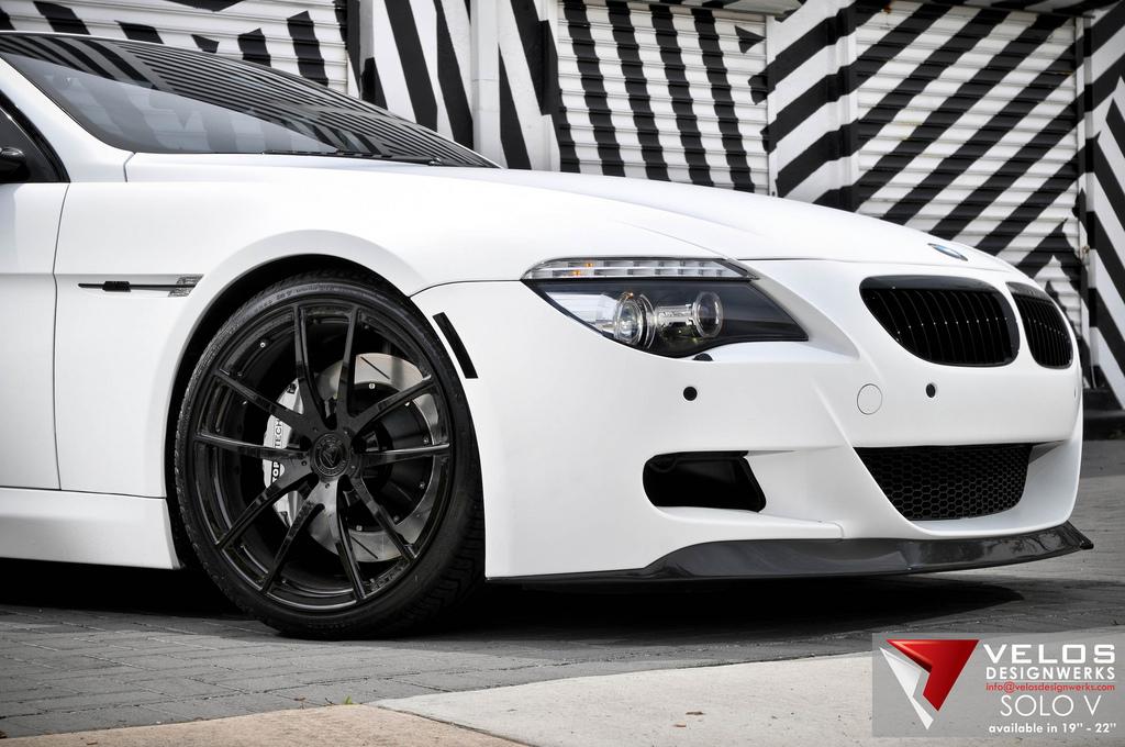 Bmw White M6