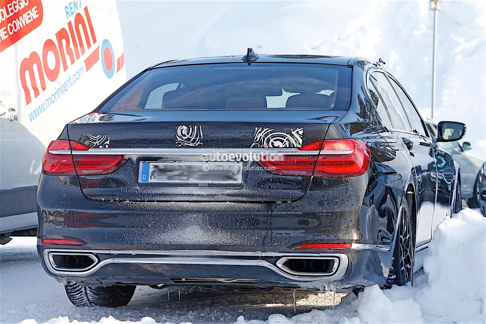 2018 BMW M7 Prototype Revealed in Latest Spyshots ...