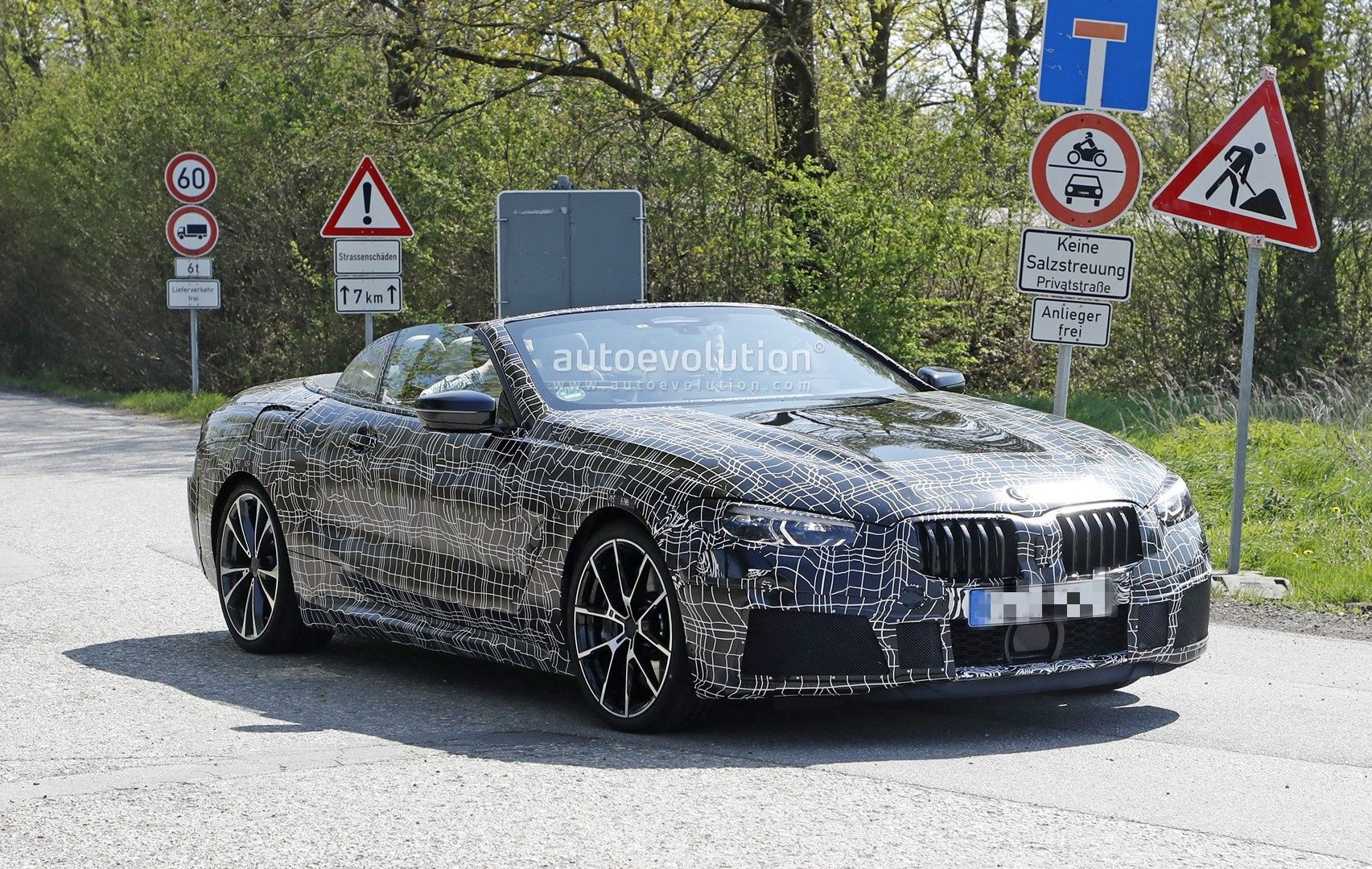 Bmw M850i Xdrive Rumored To Have 530 Hp Autoevolution
