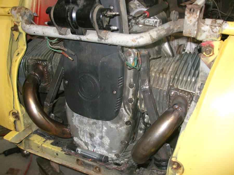 citroen 2cv moteur bmw