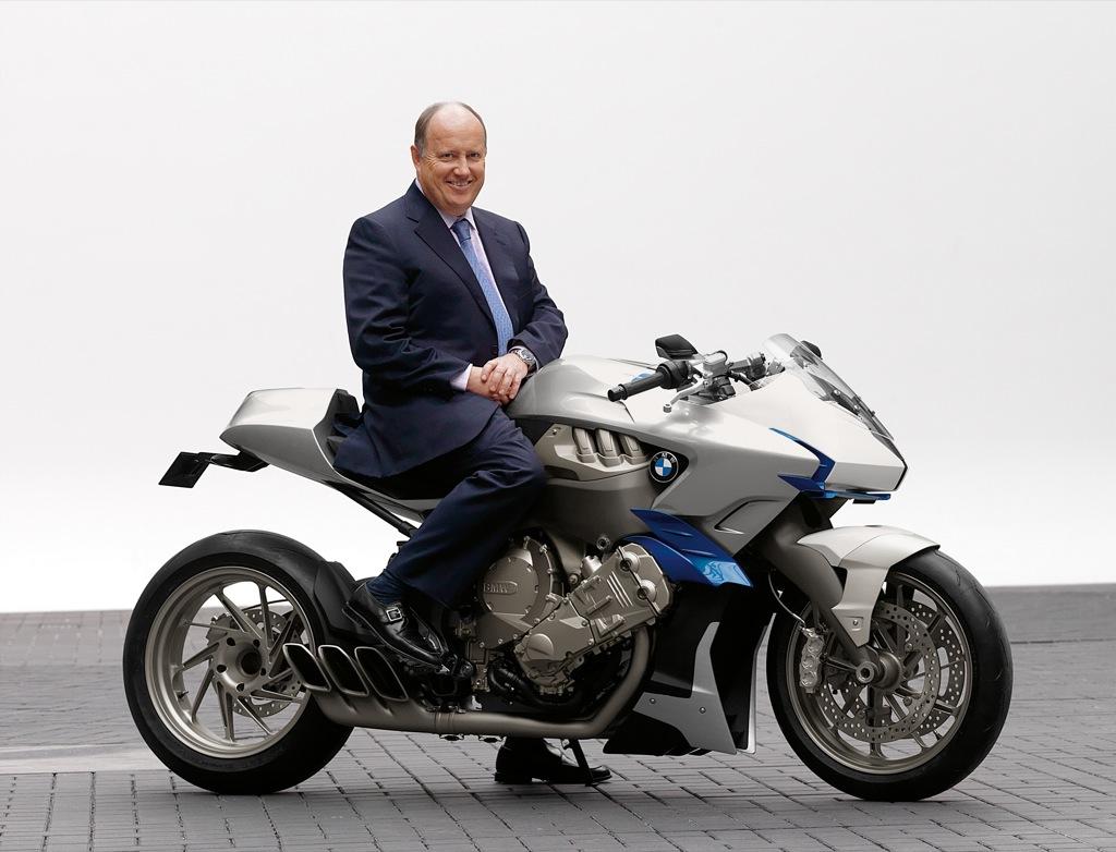 bmw motorrad concept 6 unveiled autoevolution. Black Bedroom Furniture Sets. Home Design Ideas
