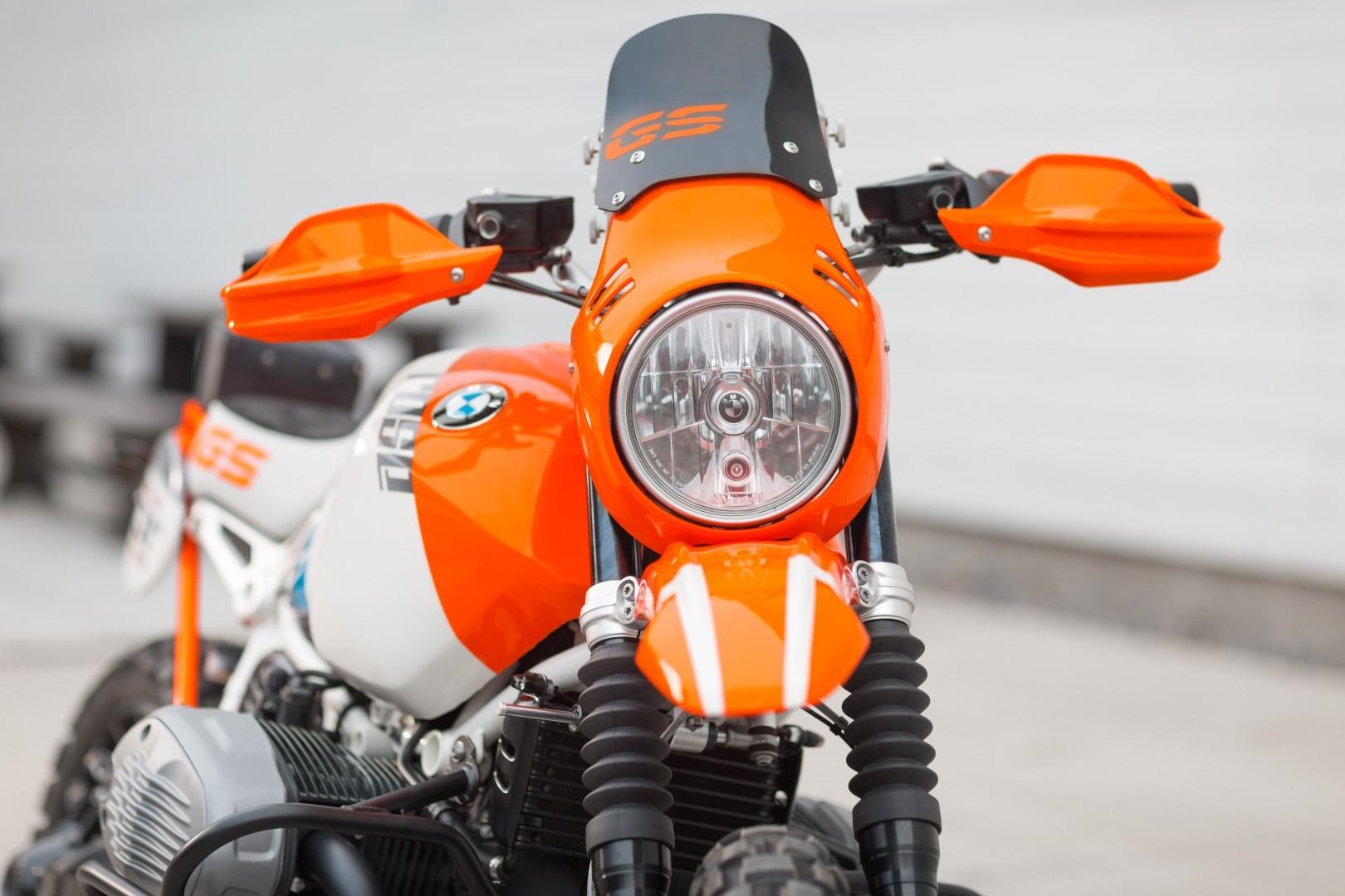 BMW Motorrad Concept Lac Rose Pays Tribute to the Paris ...