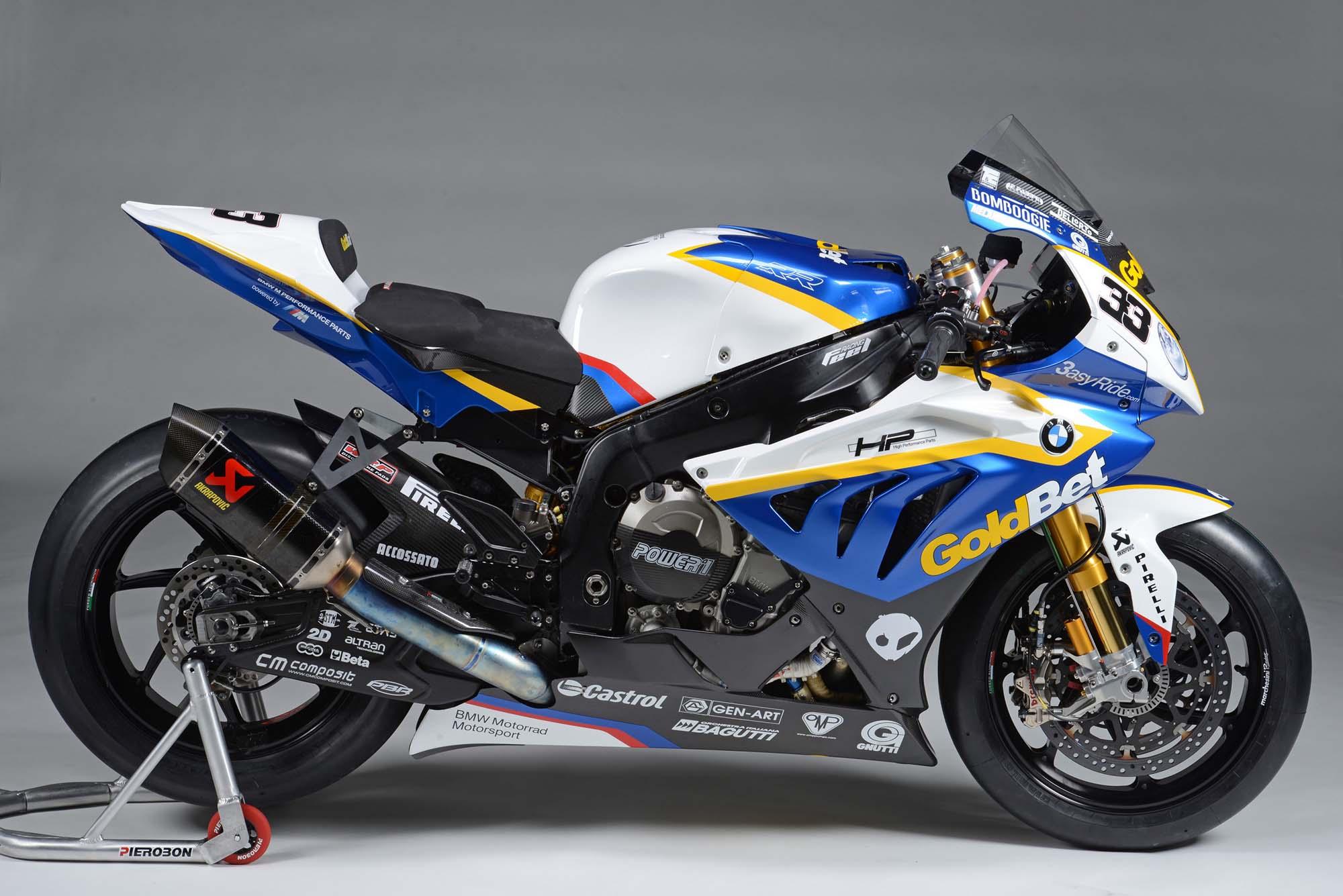Sbk Motorrad