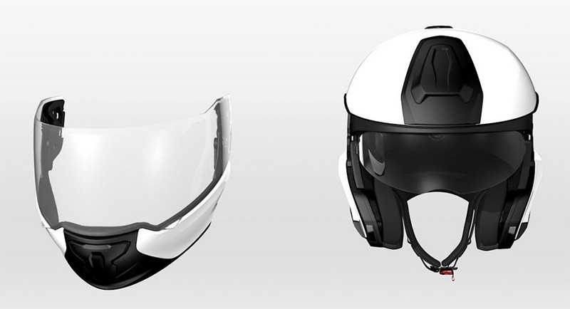bmw motorrad has new helmets for 2017 autoevolution. Black Bedroom Furniture Sets. Home Design Ideas