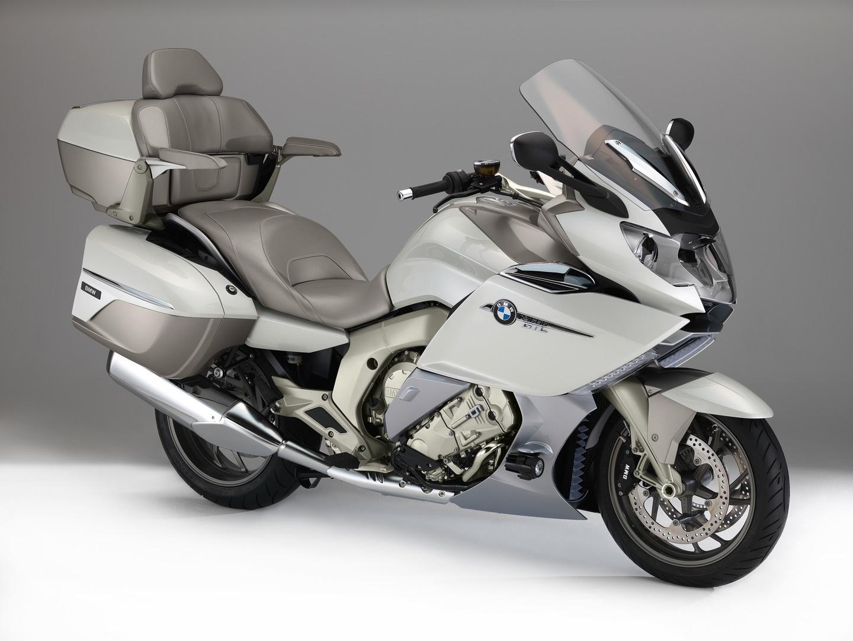 BMW Motorrad Presents the new BMW K1600GTL Bike at 2013 LA Auto