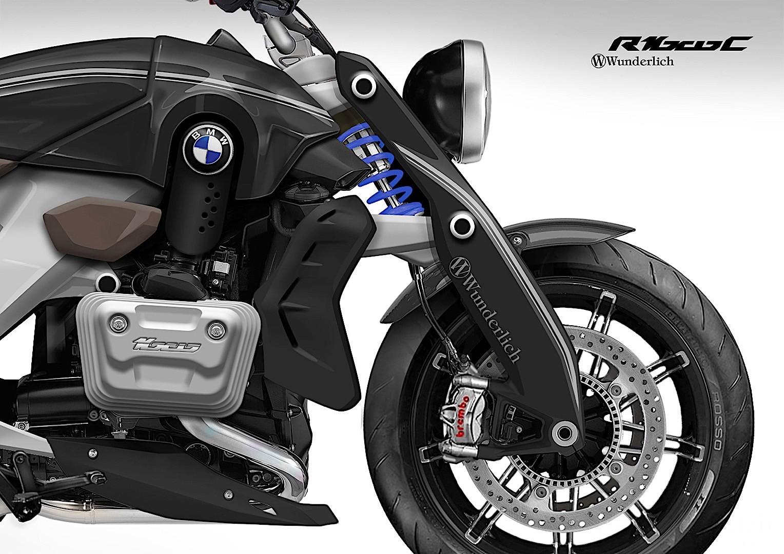 BMW Motorrad Should Build This Wunderlich R 1600 C Concept
