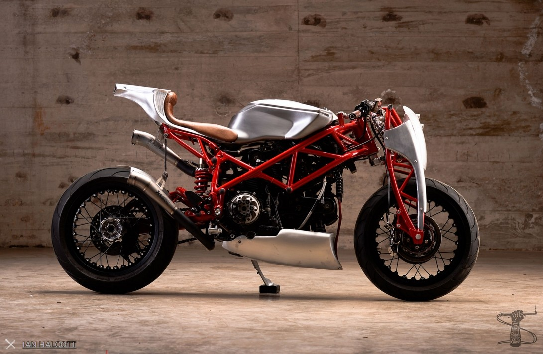 Bmw Motorrad Usa Is The Title Sponsor Of The Handbuilt Motorcycle Show Autoevolution