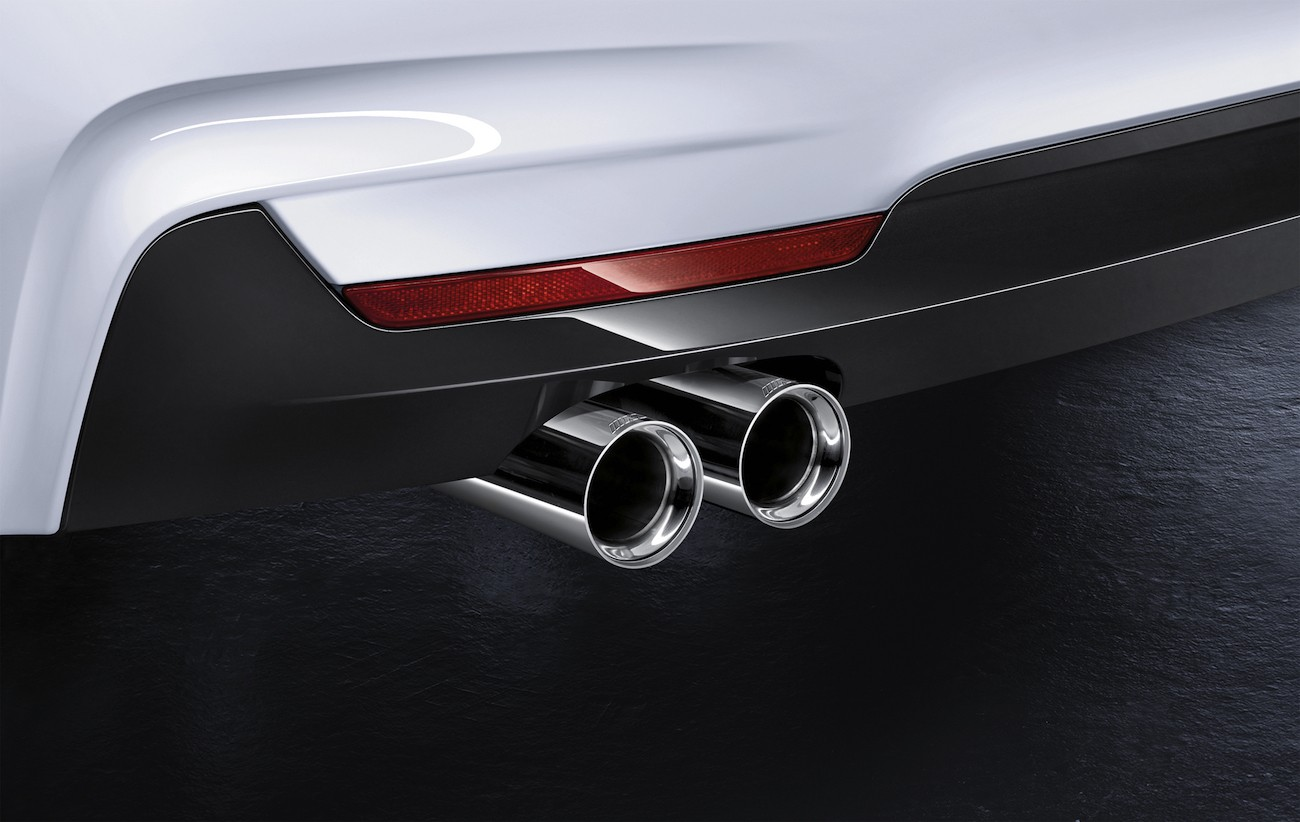 BMW M235I Xdrive >> BMW Now Offers M Performance Exhaust Systems with Speakers in Them for Diesel Models - autoevolution