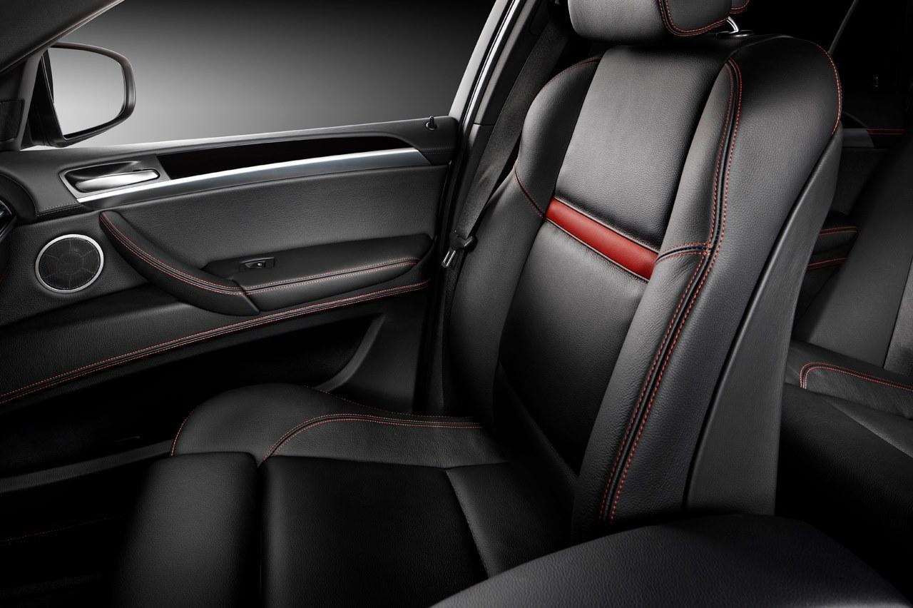Bmw Officially Unveils X6 M Design Edition Autoevolution