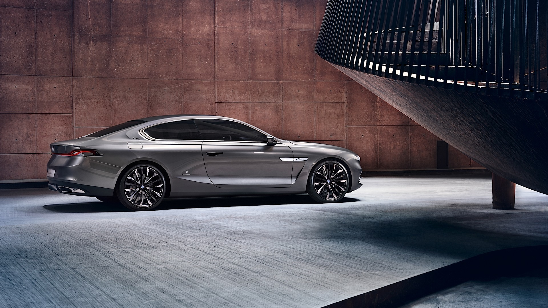 Bmw Pininfarina Gran Lusso Coupe Breaks Cover Autoevolution HD Wallpapers Download free images and photos [musssic.tk]