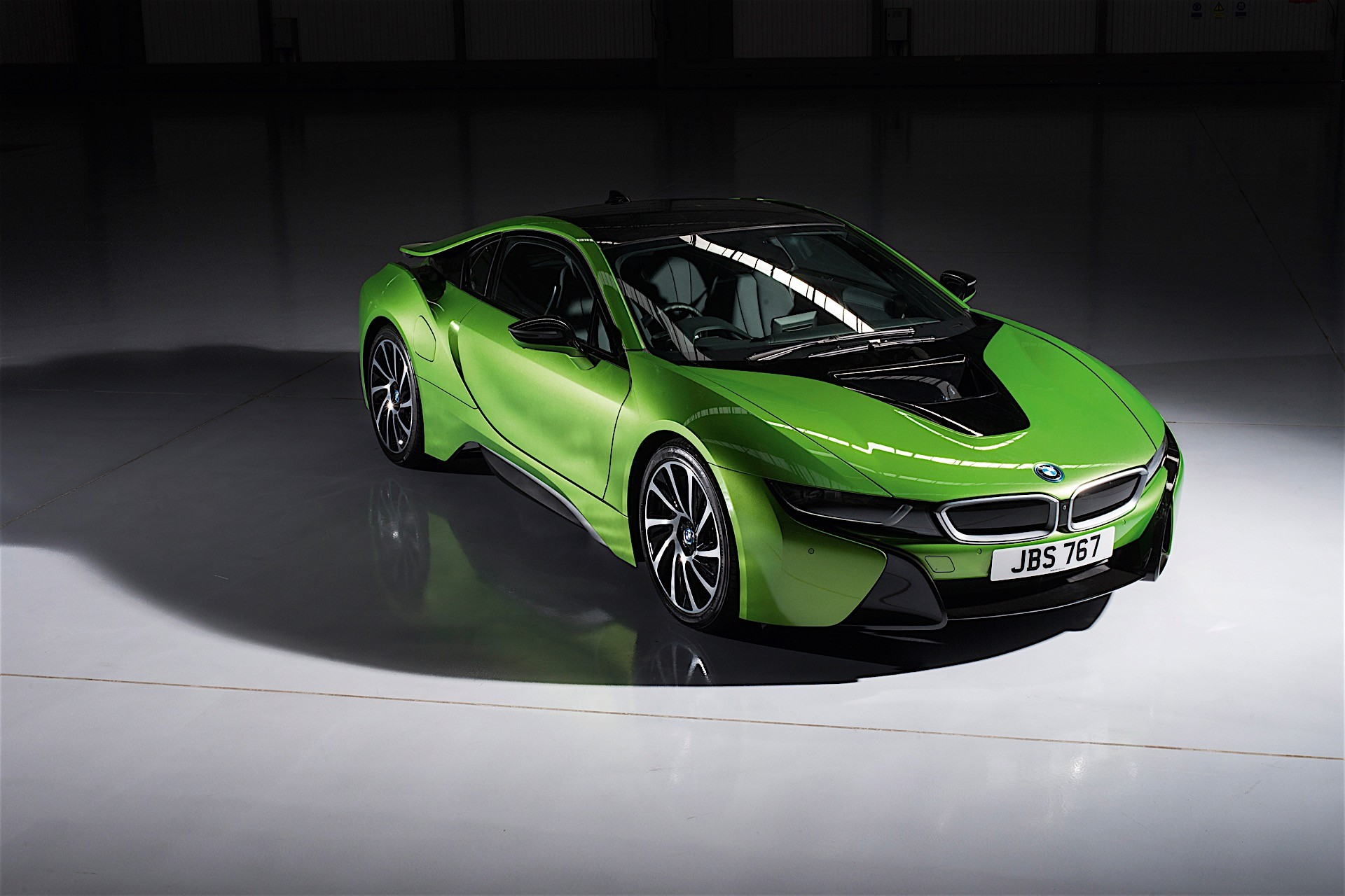 BMW i9 Approved by the Board of Management for 2016 Production - autoevolution