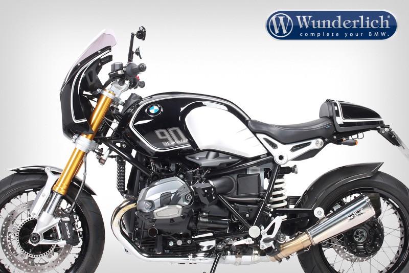 BMW R NineT Gets A Wunderlich Tank Stripe Kit Autoevolution - Vinyl stripes for motorcyclespopular motorcycle tank stripesbuy cheap motorcycle tank stripes