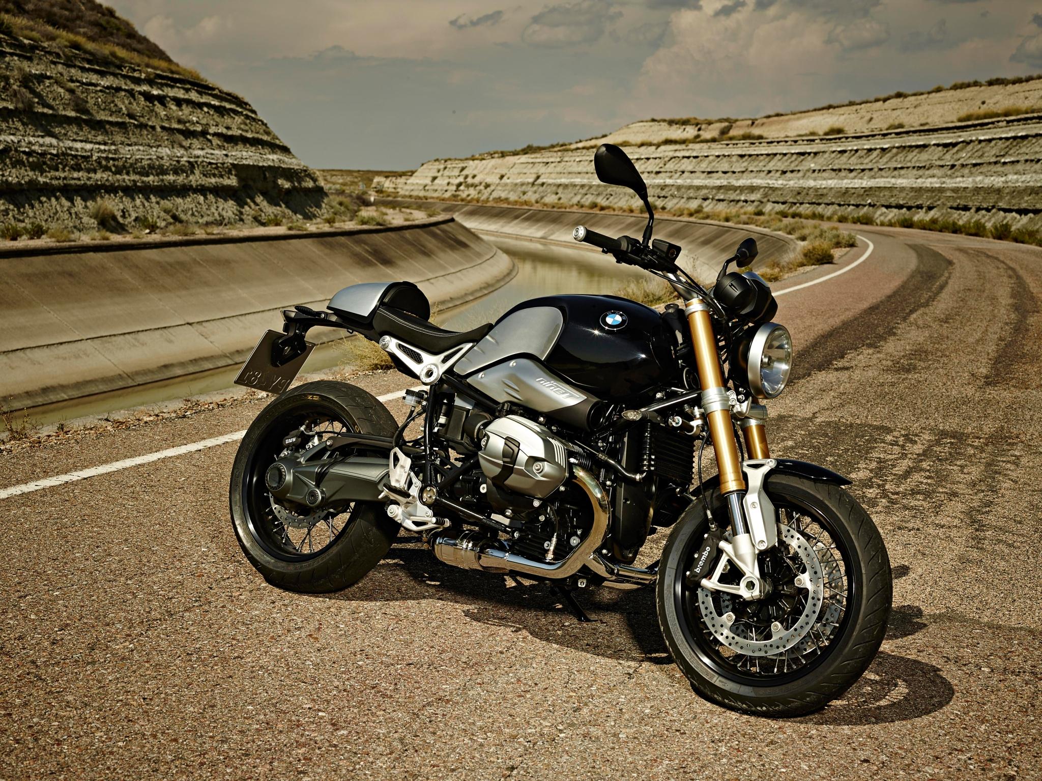 Bmw R Ninet Is Motorcycle Xxx Autoevolution