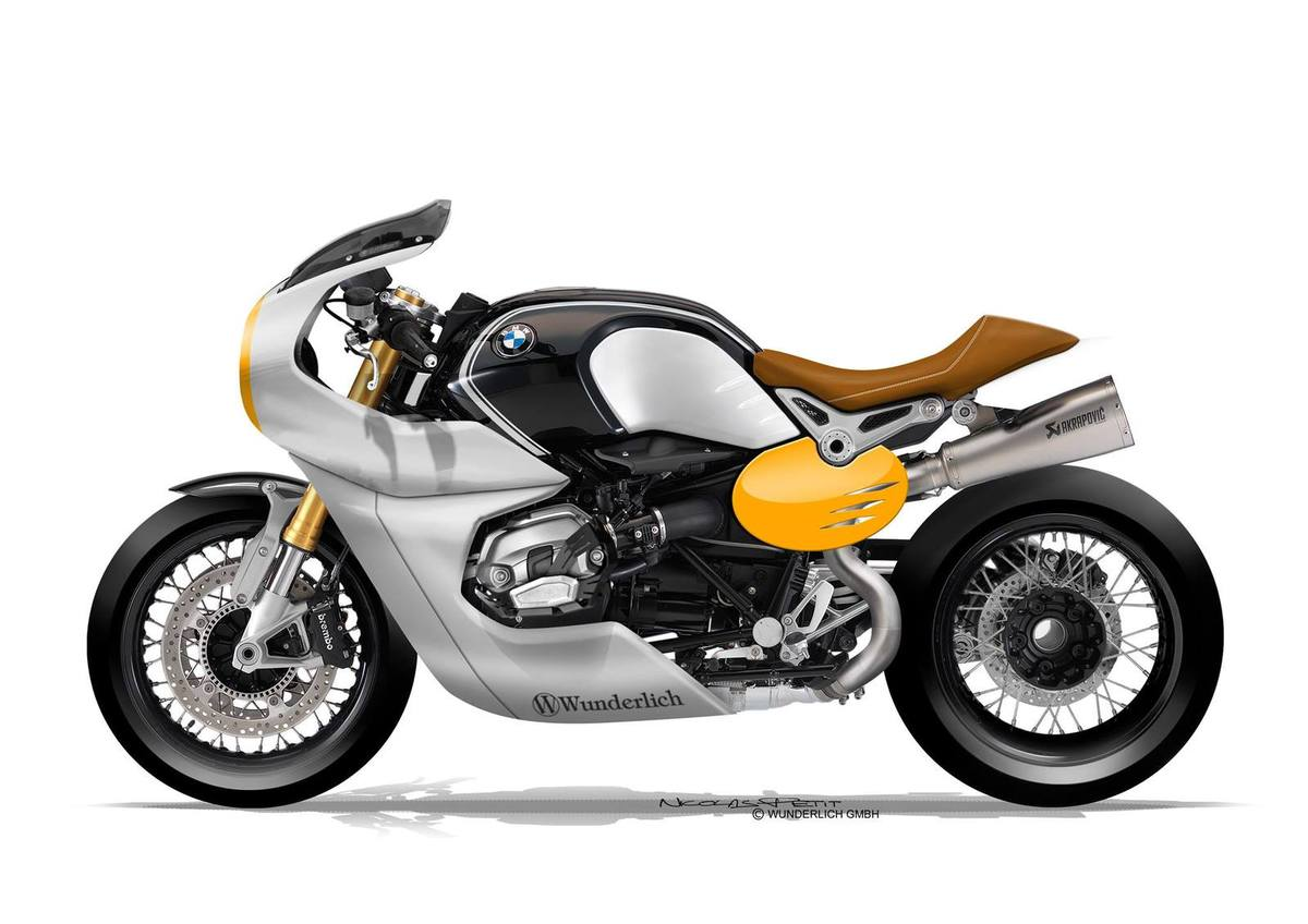 bmw r ninet the cool nicolas petit way - autoevolution, Wiring diagram