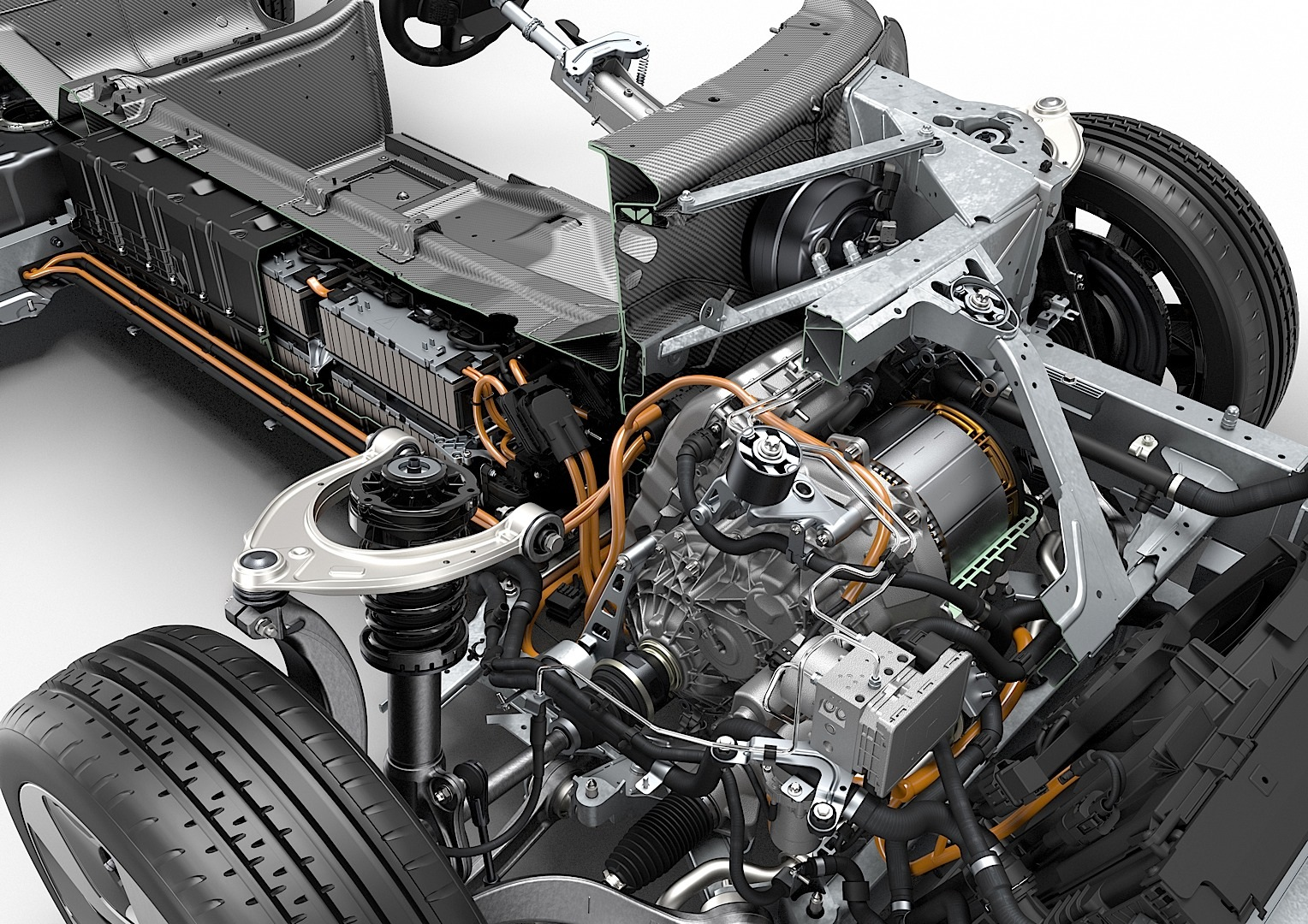 Bmw I3 Battery Upgrade >> BMW Releases Specs of the i8, Exterior and Interior Shots Still to Come - autoevolution