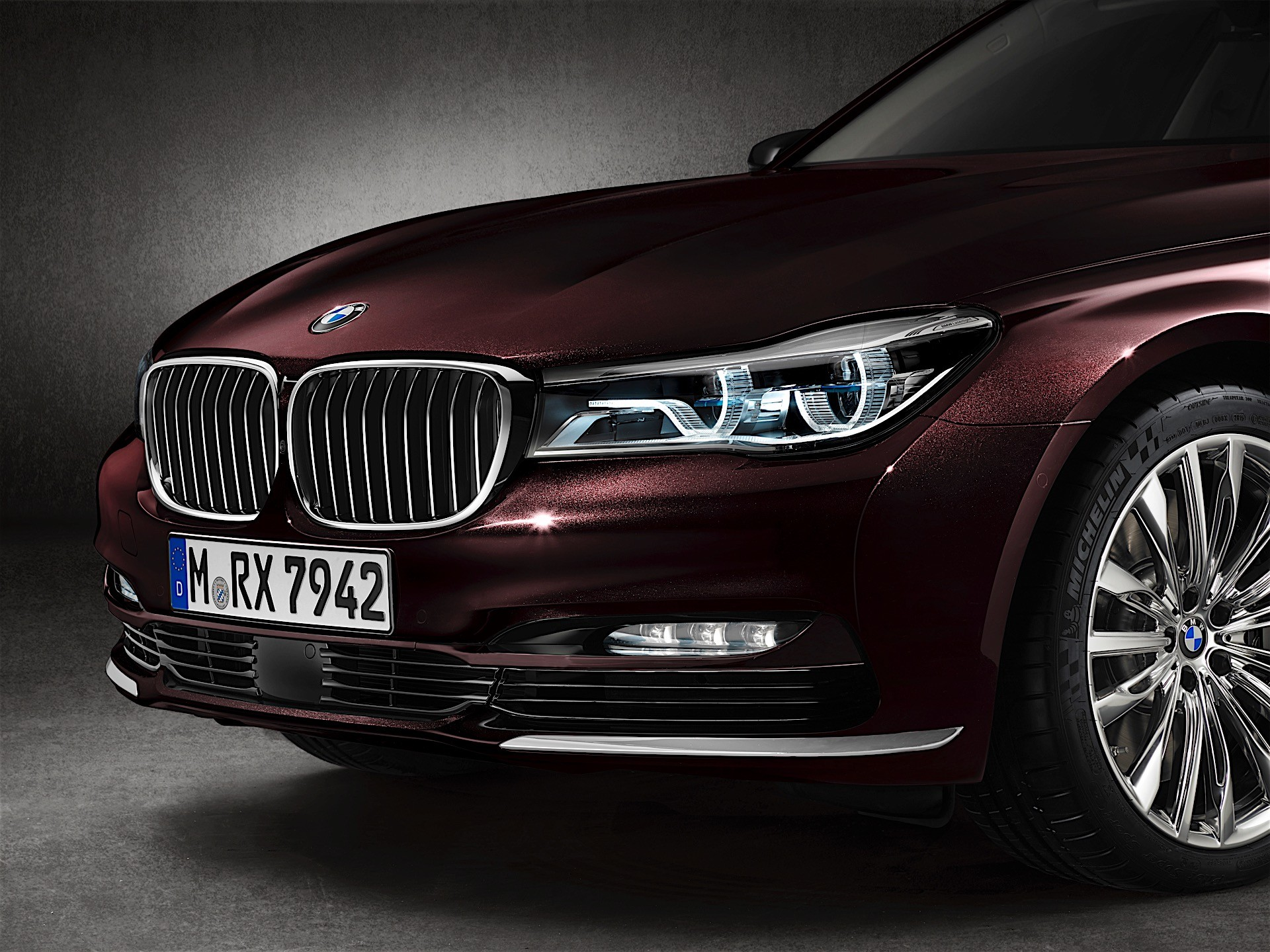 BMWs Release Of The M760Li Comes Just A Few Days After Alpina Released First Images B7 Its Version 7 Series Like