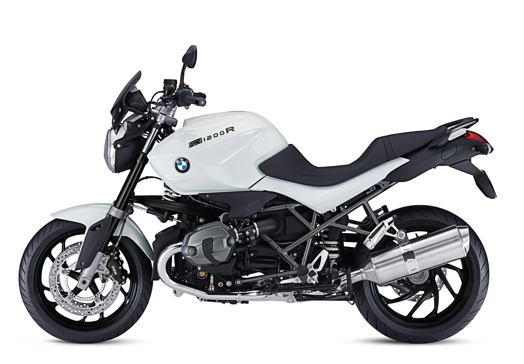 bmw-reveals-r1200r-darkwhite-special-model-roadster_1 Extraordinary Bmw R 1200 R Street Fighter Cars Trend