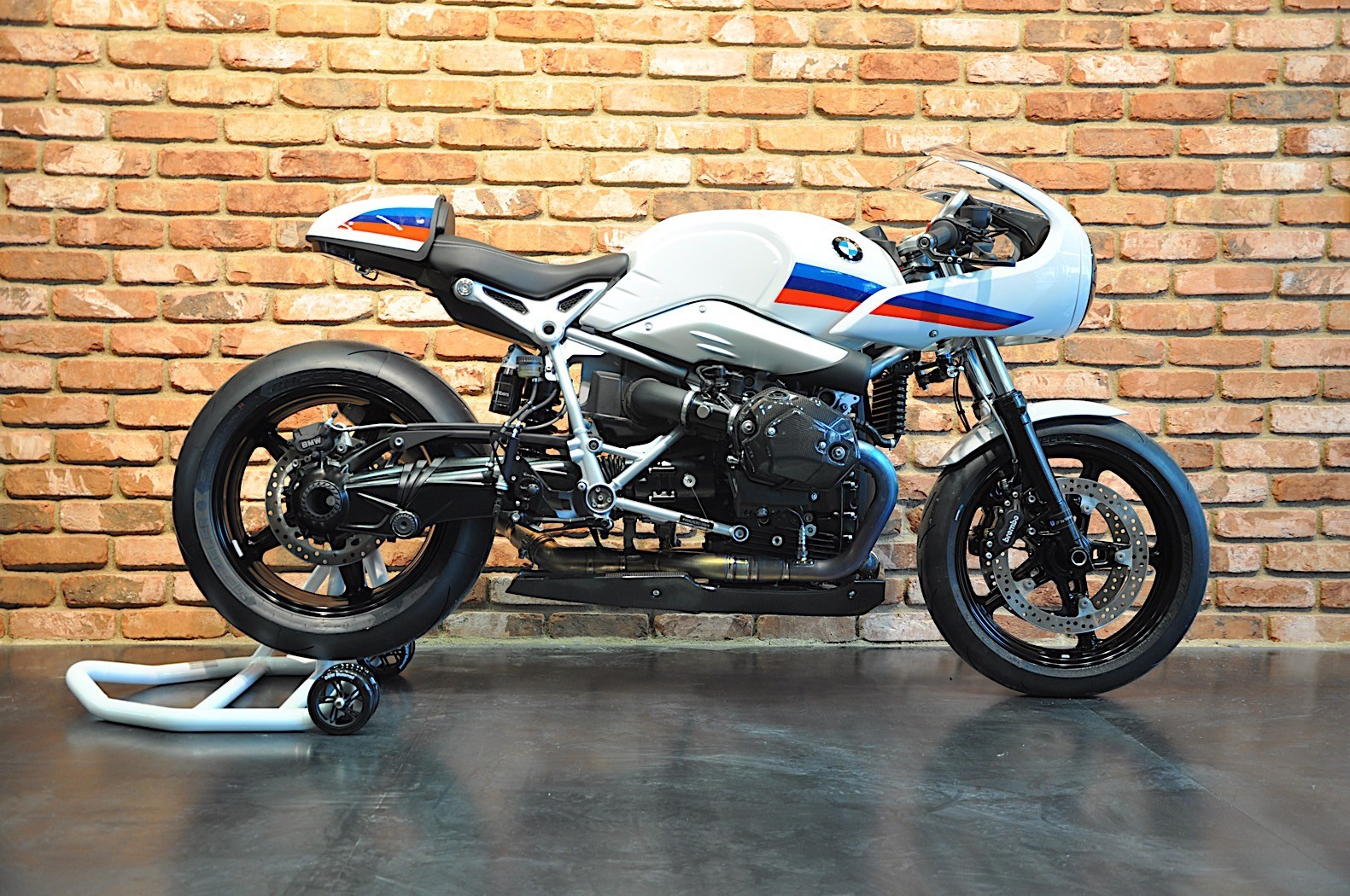 The BMW R nineT Scrambler Rumored to Be Restyled to Chew