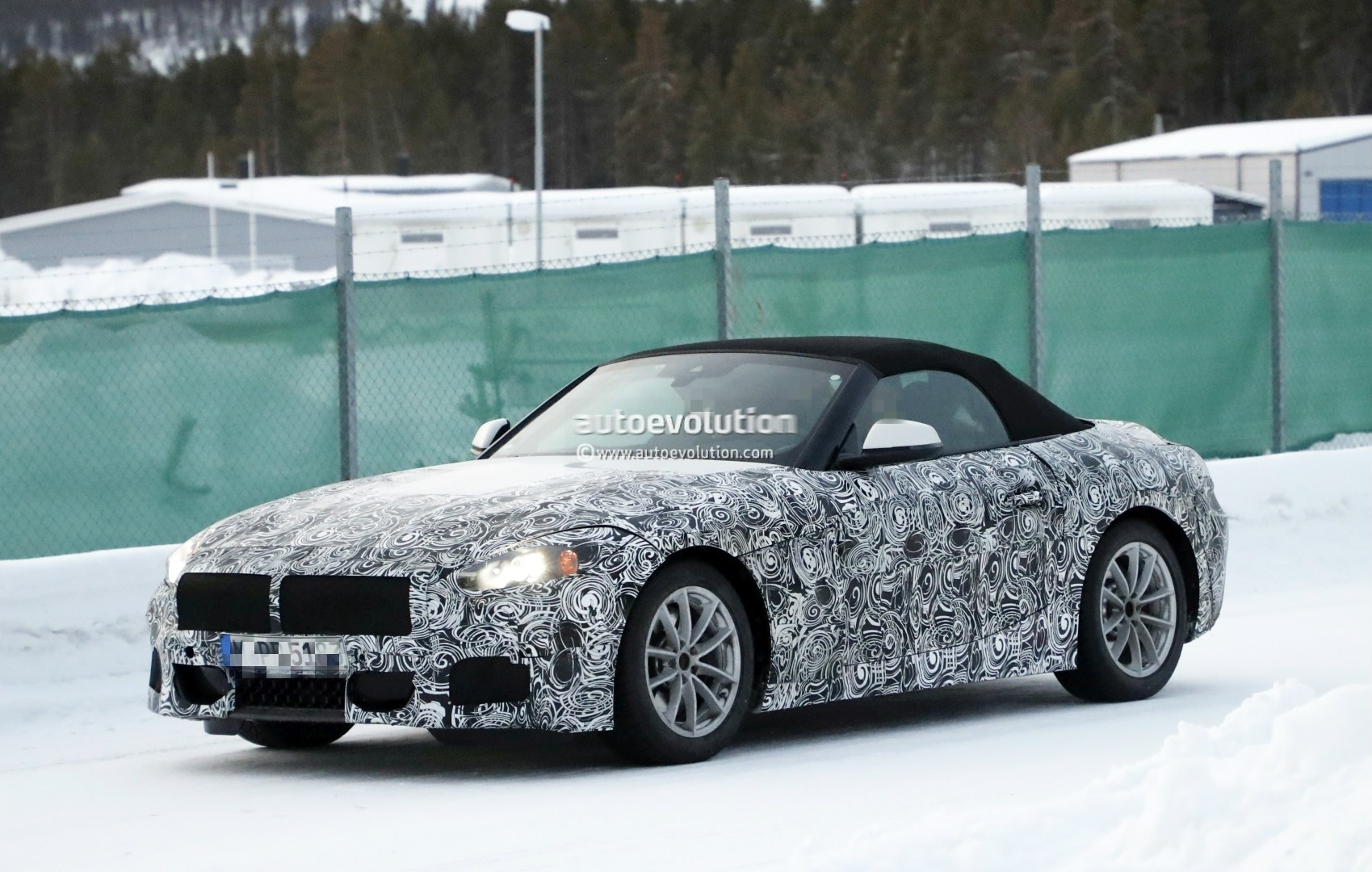 BMW G29 Z4 To Start Production In 2018 Roadster Concept Coming To