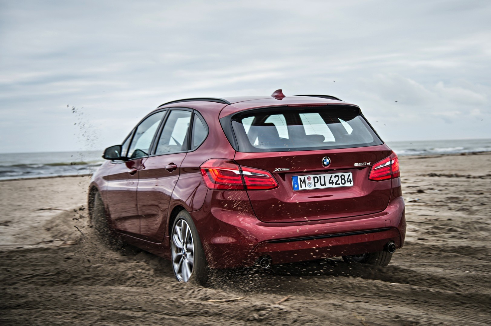 Bmw S 2 Series Active Tourer Xdrive System Explained