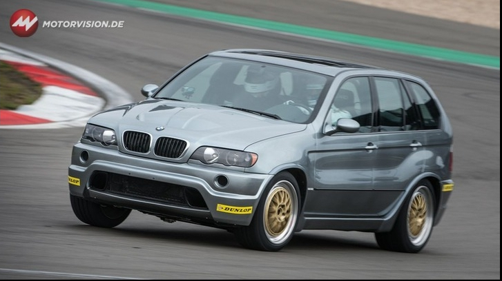 Bmw S First Attempt At Creating A X5m The X5 Le Mans