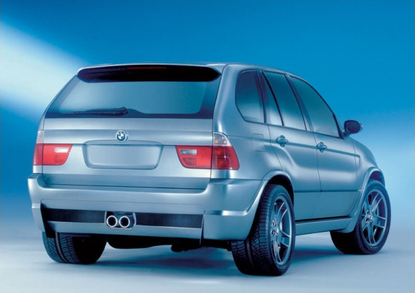Bmw S First Attempt At Creating A X5m The X5 Le Mans Autoevolution