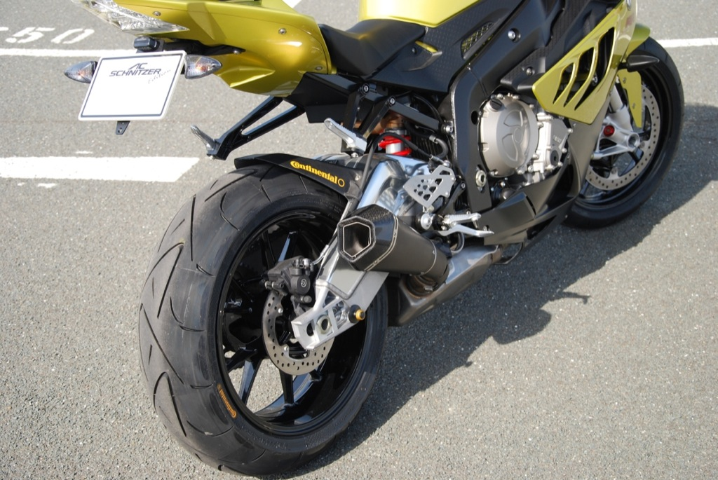bmw s1000 rr gets the ac schnitzer touch autoevolution. Black Bedroom Furniture Sets. Home Design Ideas