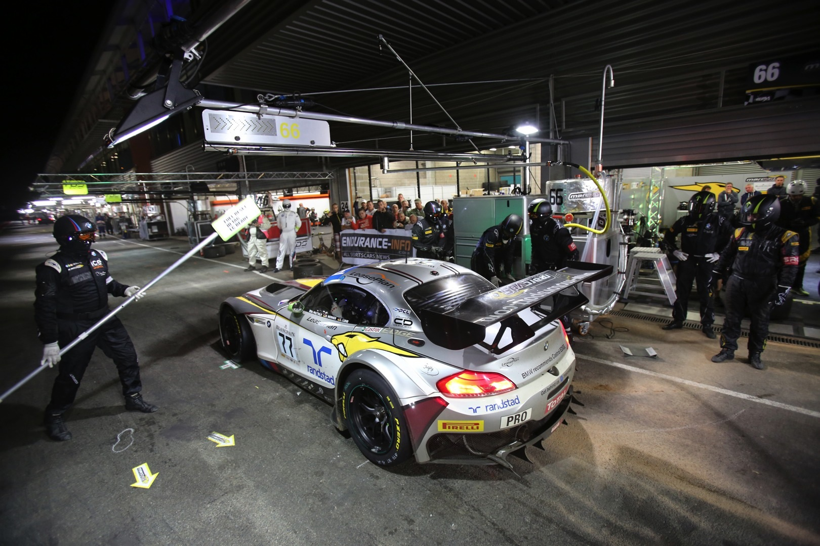 24 Hour Junk Cars >> BMW Team Marc VDS Finishes Second After Dramatic Race in ...