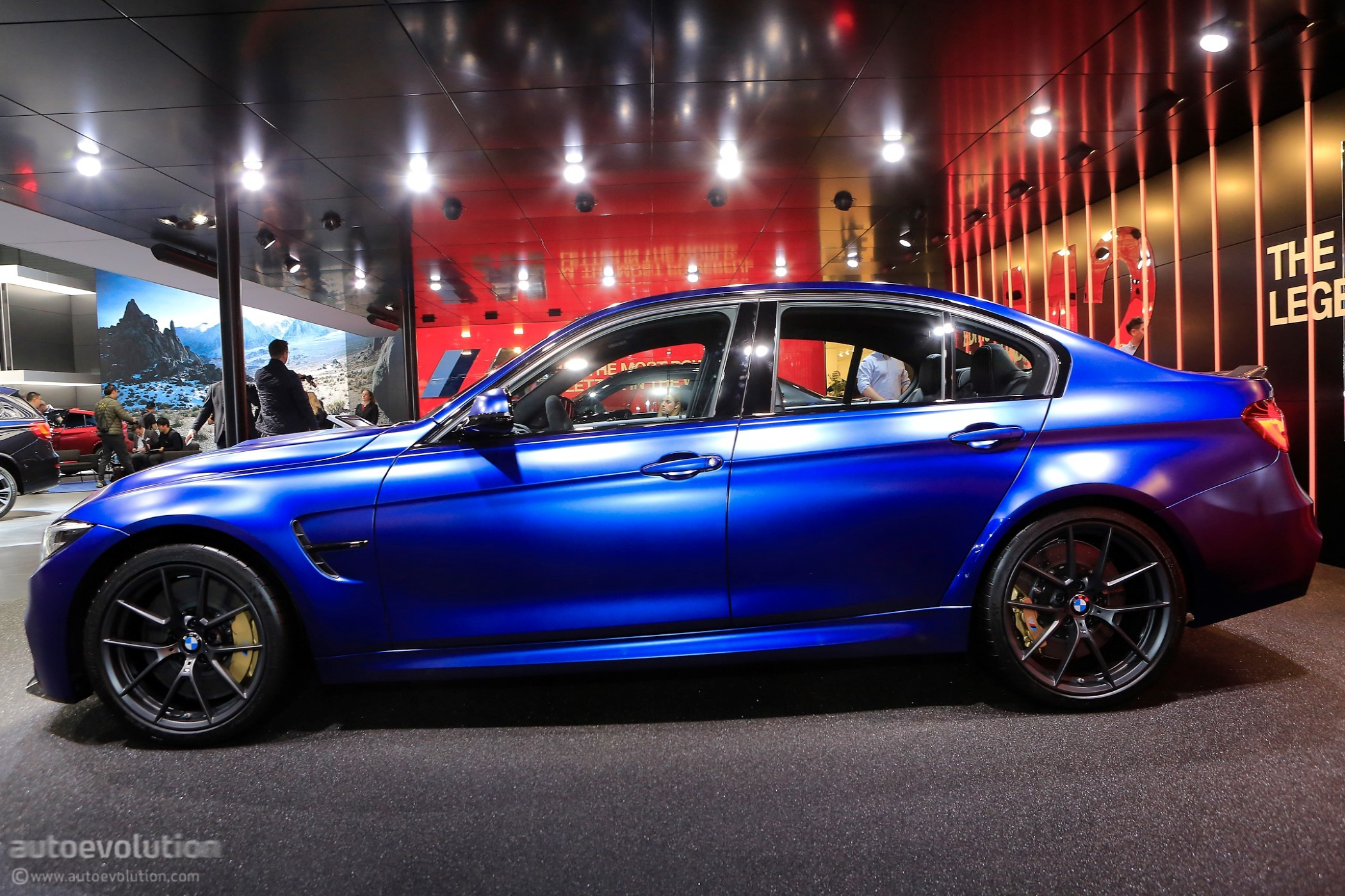 BMW Stand At Geneva Brings Together M2 Edition Black ...