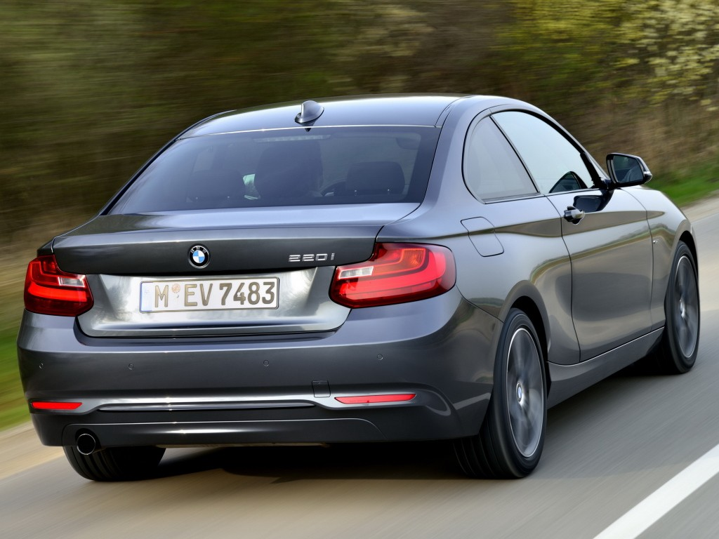 bmw to drop manual transmission from u s spec 2 series coupe autoevolution. Black Bedroom Furniture Sets. Home Design Ideas