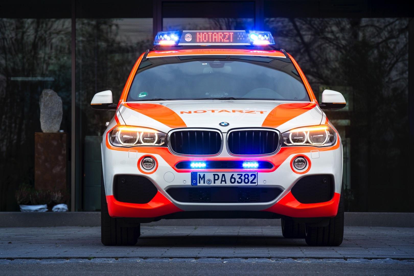 Bmw To Unveil M235i Paramedic Vehicle At Rettmobil 2014