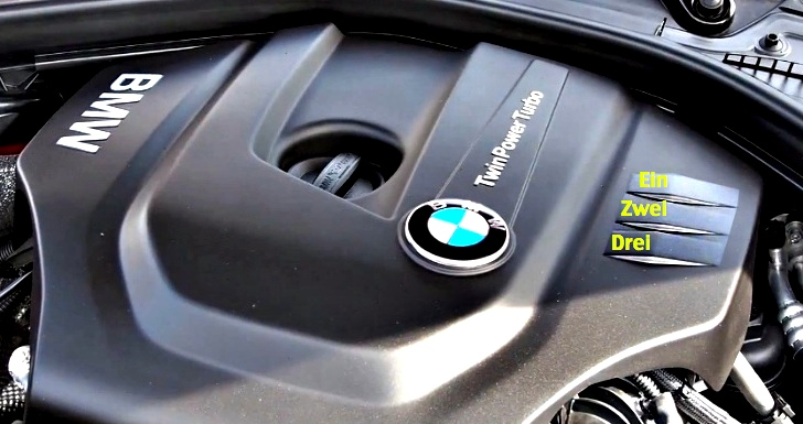 Beautiful ... BMW TwinPower Turbo ...