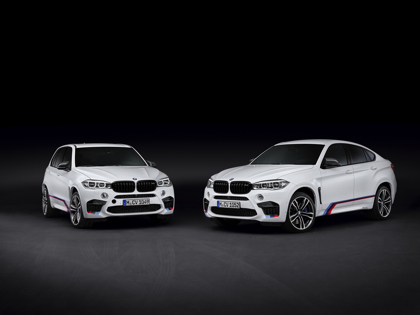 BMW X5 M And X6 M With M Performance Parts ...