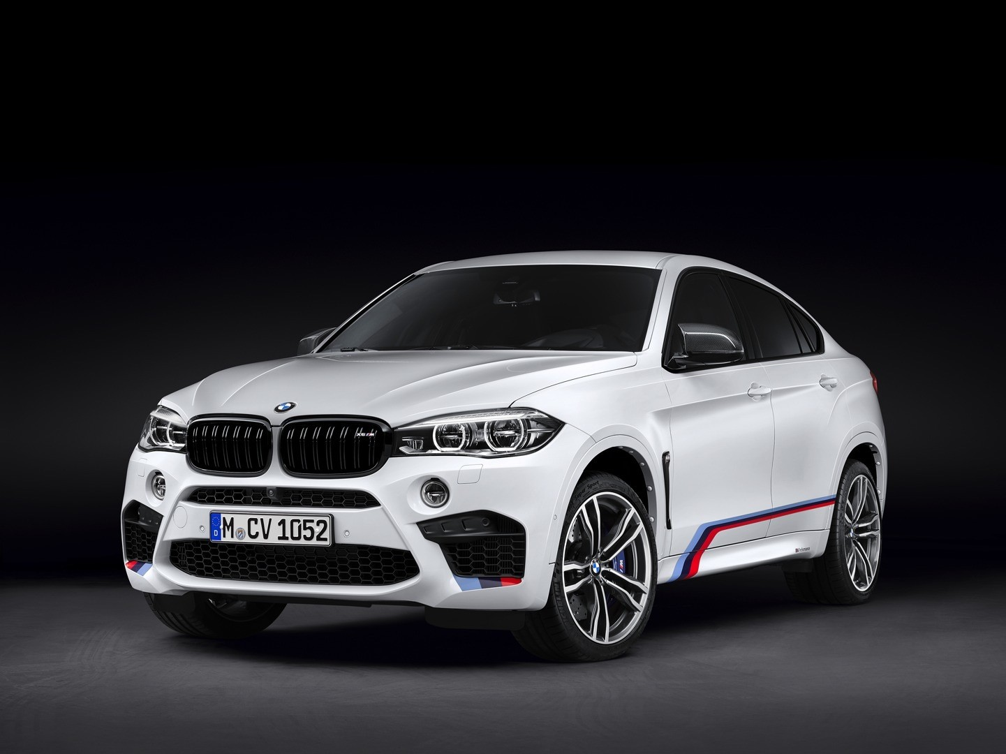 bmw unveils m performance parts for x5 m and x6 m models. Black Bedroom Furniture Sets. Home Design Ideas
