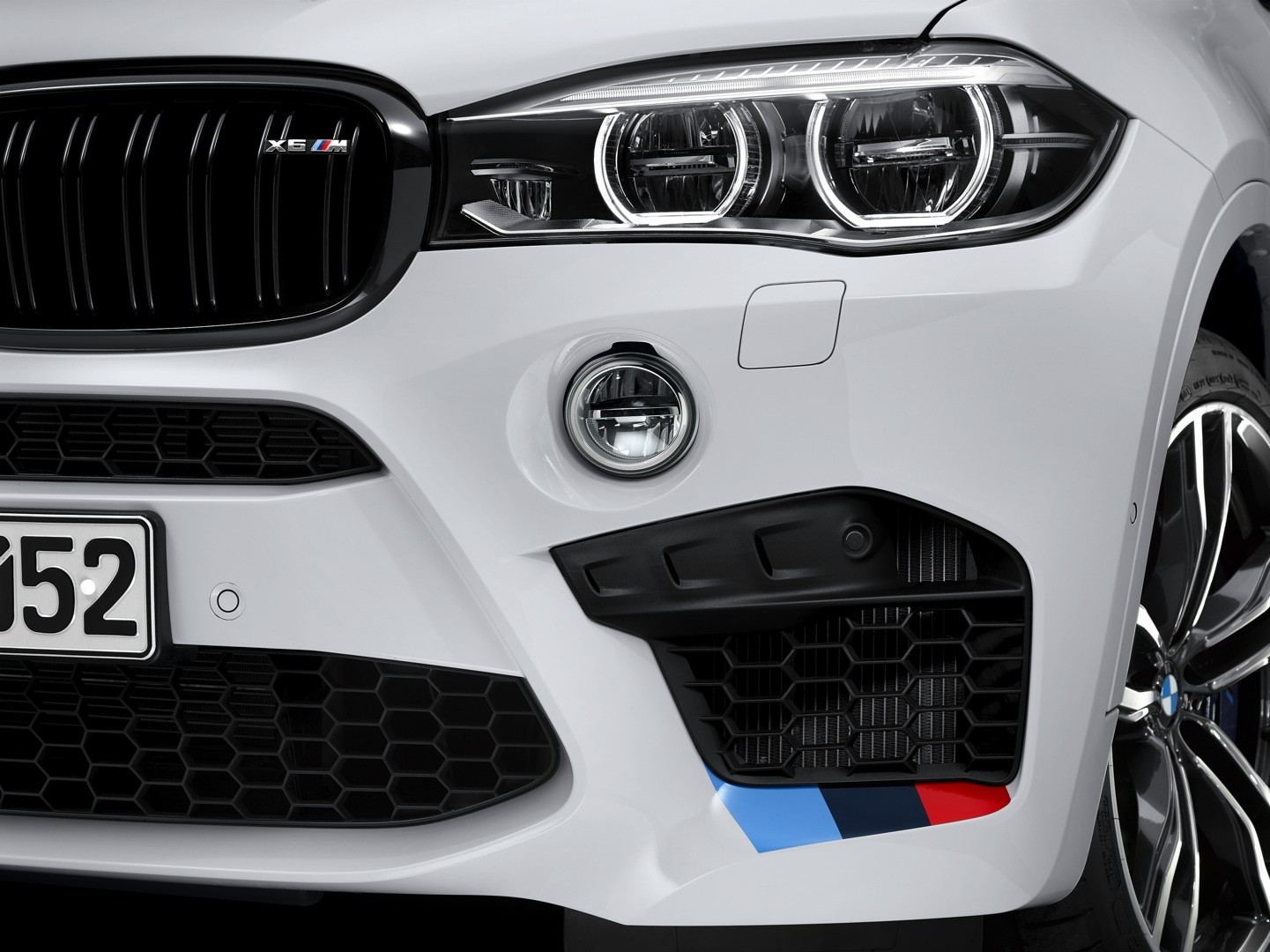 Meisterschaft's GTC Exhaust for the 2015 BMW X5 M Brings 12
