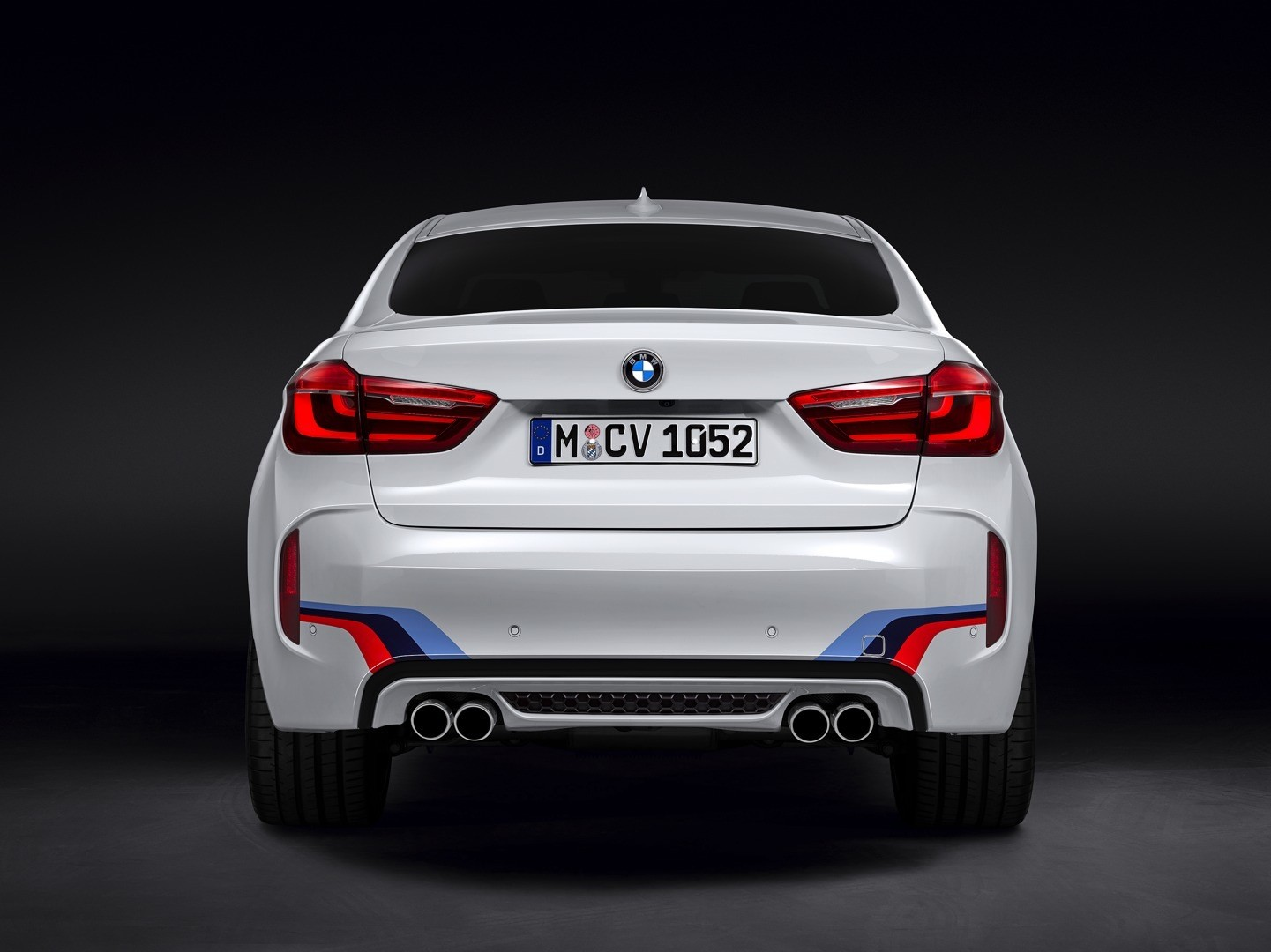 Exceptional ... BMW X5 M And X6 M With M Performance Parts ...