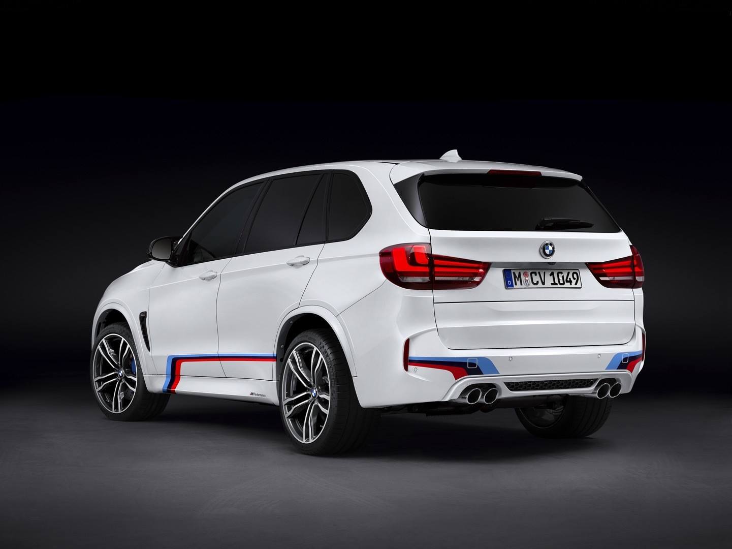 Meisterschaft's GTC Exhaust for the 2015 BMW X5 M Brings 12 Extra