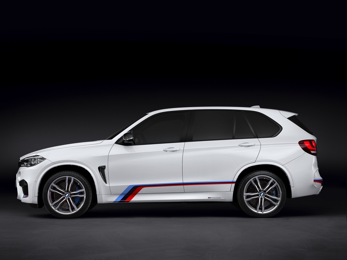 Bmw Unveils M Performance Parts For X5 M And X6 M Models