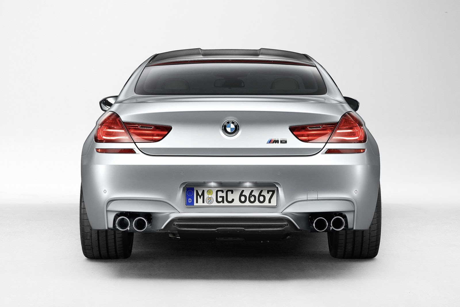 2014 BMW M6 Gran Coupe Perfects Its Speed Motoramic Drives