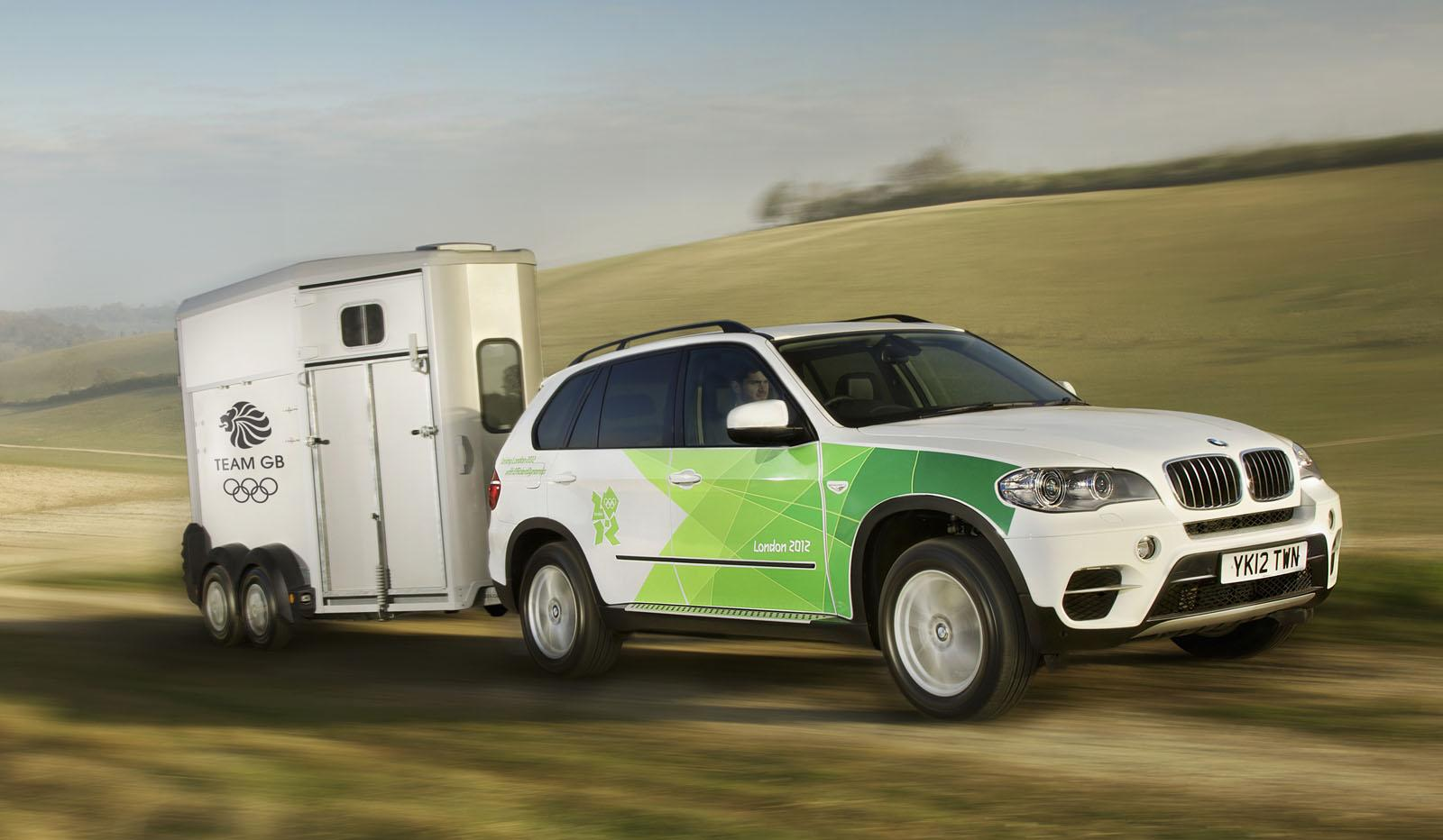 Bmw Unveils Official Olympic Fleet Autoevolution