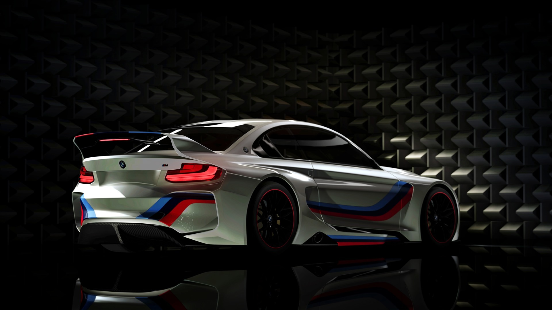 bmw unveils vision gran turismo concept for virtual race tracks autoevolution. Black Bedroom Furniture Sets. Home Design Ideas