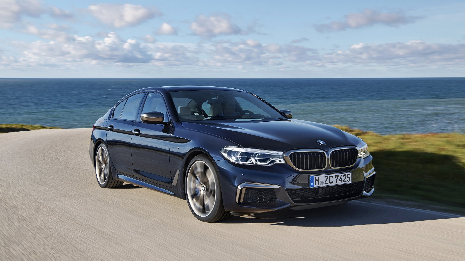 Bmw Introduces 2018 6 Series 530e Iperformance M550i