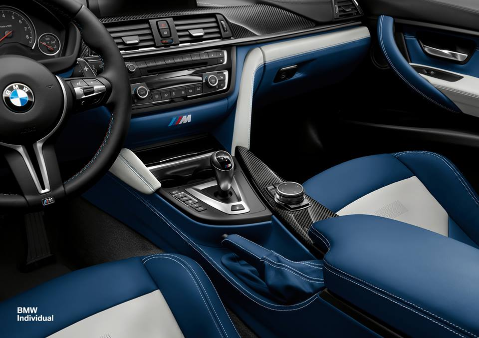 Bmw Uses M3 To Show Off Bespoke Individual Possibilities Autoevolution