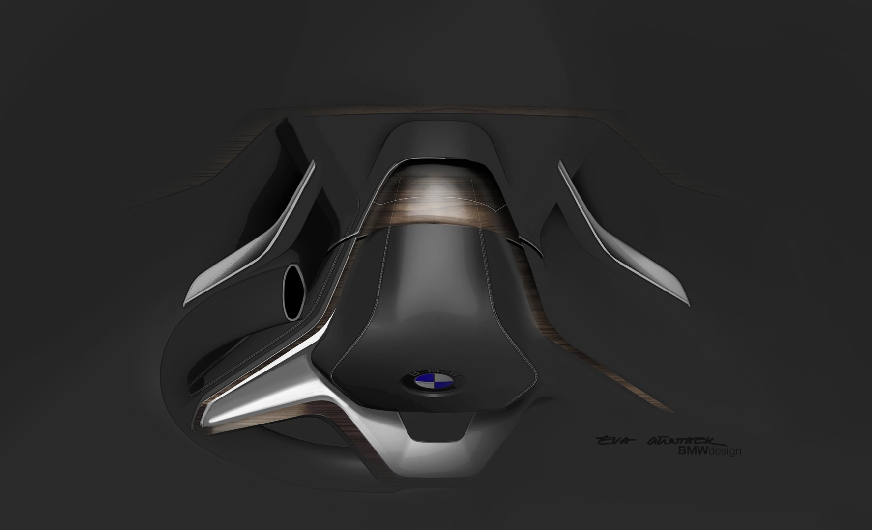 Pebble Beach Car Show >> BMW Vision Future Luxury Set for North American Debut at 2014 Pebble Beach - autoevolution
