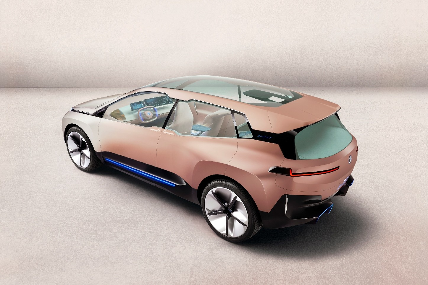 BMW Vision iNEXT Concept Previews 2021 Production Model ...