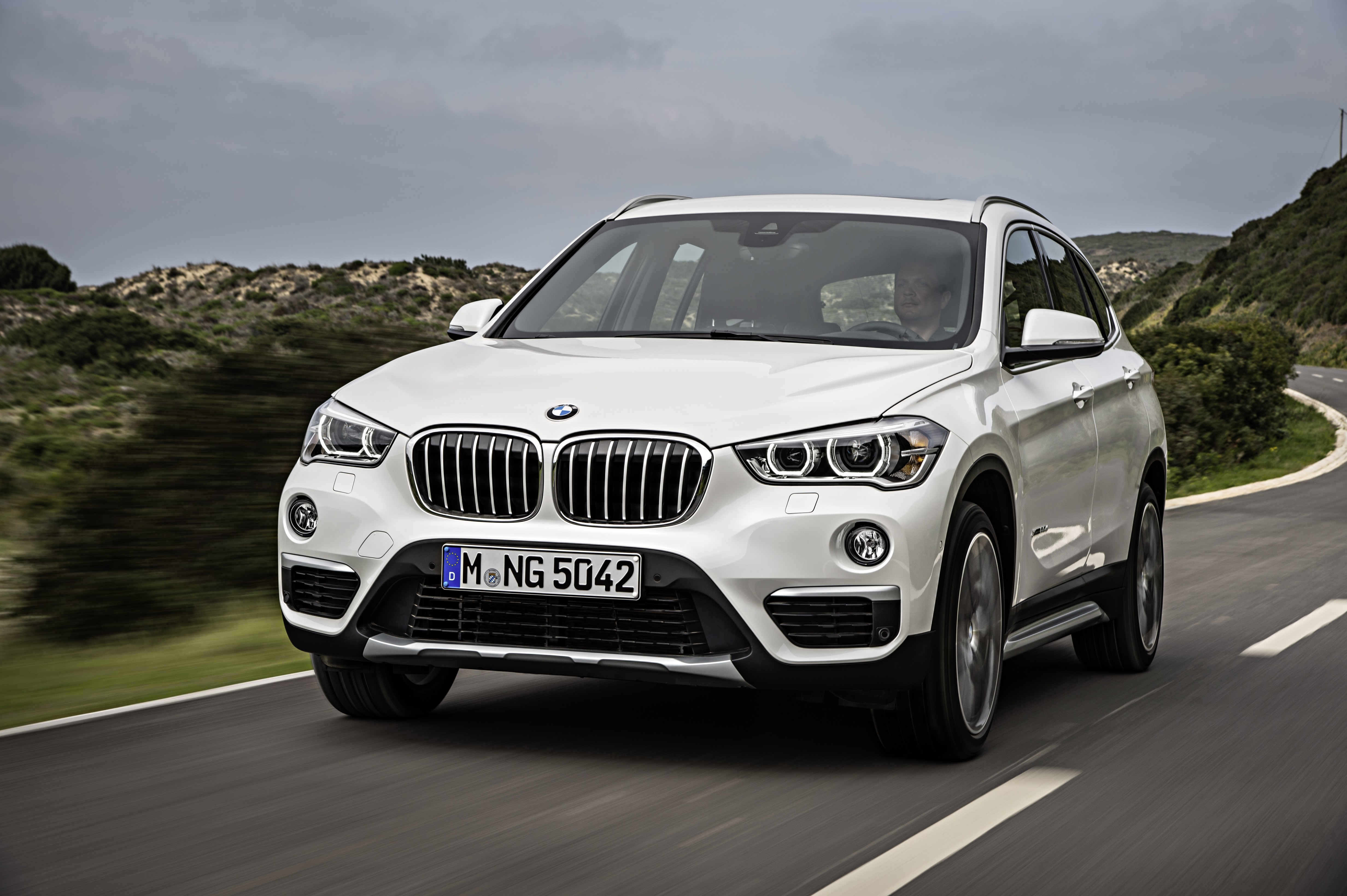 bmw x1 m could be possible in the future autoevolution. Black Bedroom Furniture Sets. Home Design Ideas